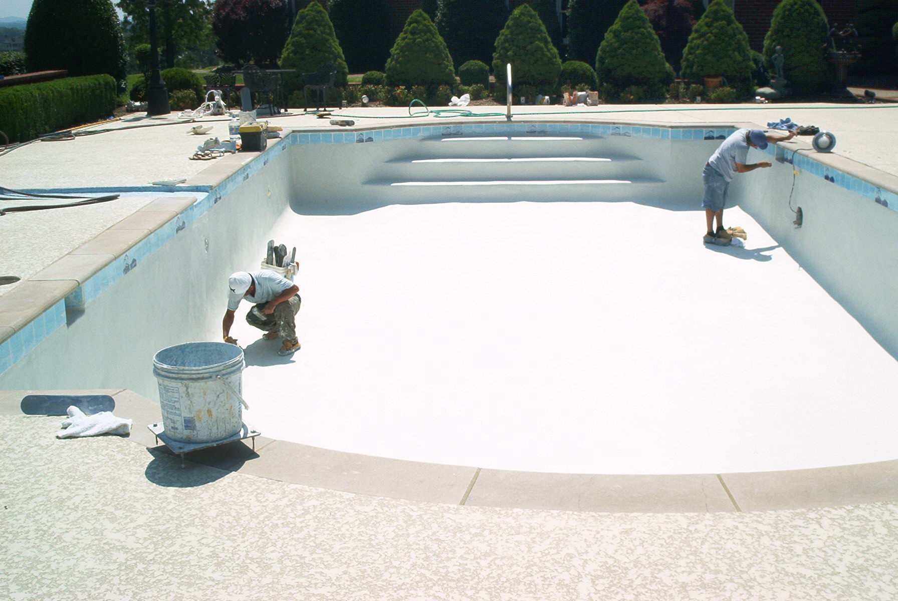 Nashville Tn Mcmillion Pool Service Pool Winterize